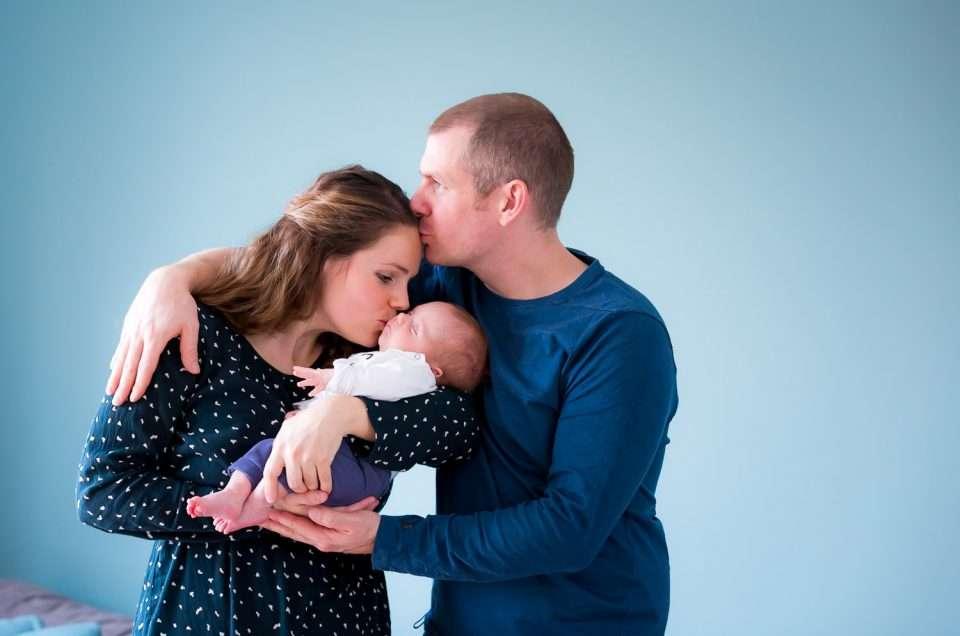 Baby Fotoshoot Wateringen