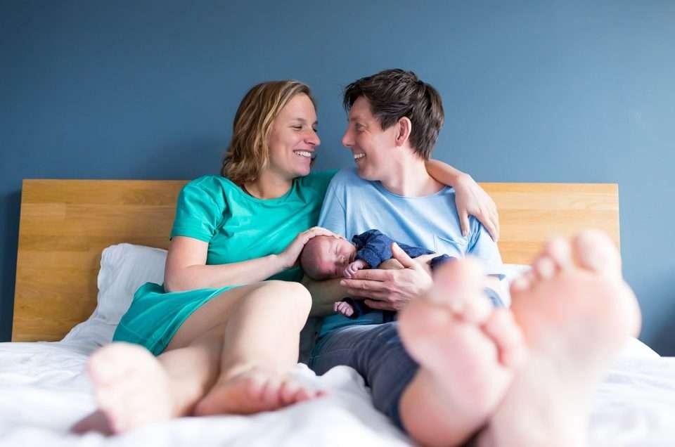 Newborn Fotoshoot 👶 R'dam