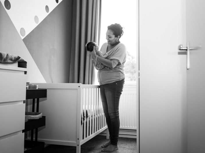 ARF Website, Anouk Raaphorst fotografie, Day in the Life, Newborn, Westland