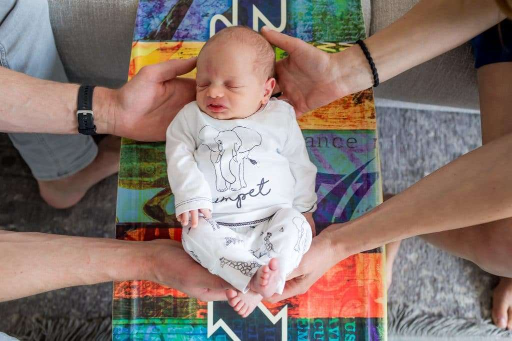 Geboortefotograaf, Lifestyle fotografie, babyfotografie