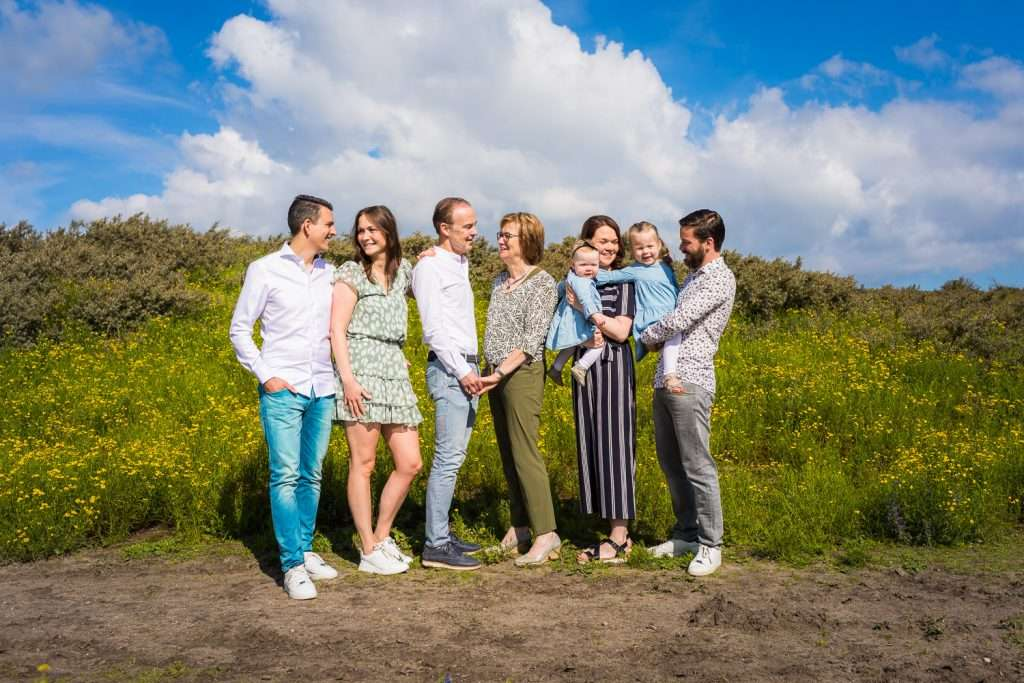 Familiefotografie, Hoek van Holland, Strand, gezinsfotografie, groepsfotografie, kinderfotografie